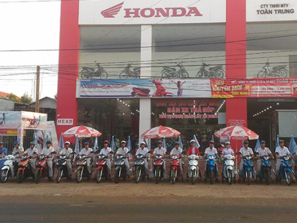 Honda Toàn Trung #2