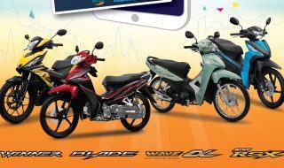 Honda Việt Nam khuyến mãi khủng