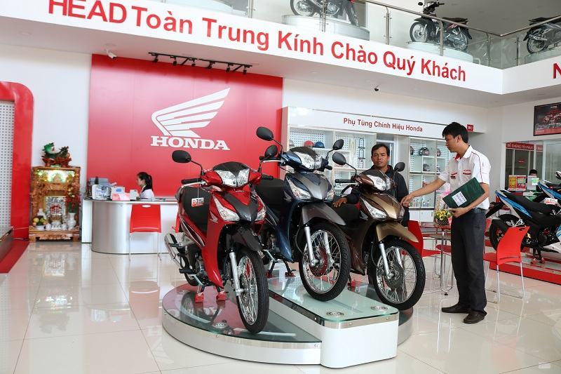 Honda Toàn Trung