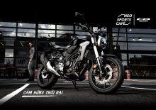 Honda CB300Rỏ