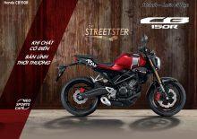 Honda CB150Rỏ